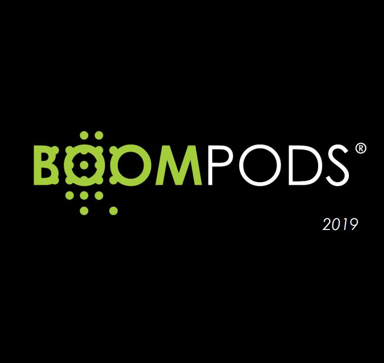 Boom Pods 2019